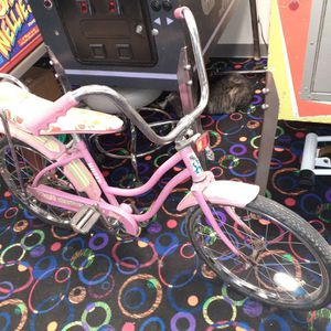 Strawberry Shortcake Girls Vintage Bicycle From 80s for Sale in Denver, CO