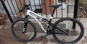 Specialized epic expert fsr full suspension carbon fiber bicycle for Sale in Minneapolis, MN