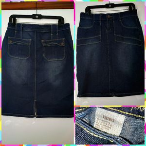 New Jean's Skirt size 9/10 for Sale in Washington, DC