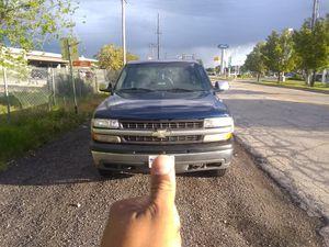 2001 Chevy Silverado for Sale in Salt Lake City, UT