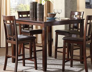 Counter-height Table And 4 Chairs for Sale in Vancouver,  WA