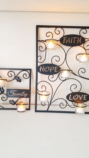 Home decor ,wall sconces for Sale in Turlock, CA