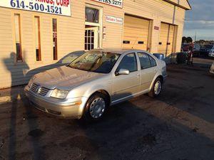 2001 Volkswagen Jetta for Sale in Columbus, OH