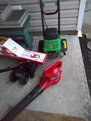 Electric yard and garden tools for Sale in Obetz, OH