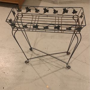 Metal Plant Holder for Sale in Queens, NY