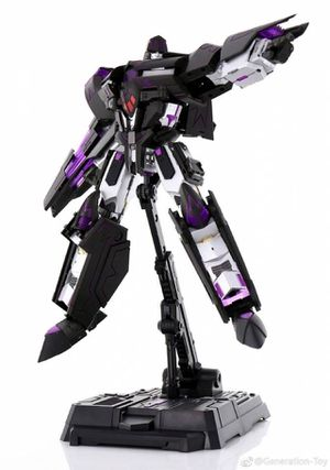 Transformers Generation Toy GT-02 Tyrant (Megatron) Masterpiece Megatron for Sale in Half Moon Bay, CA