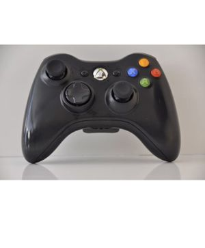 Used, Used OEM Original Black XBox 360 Wireless Controller for the Xbox 360 for Sale for sale  Oakland Park, FL