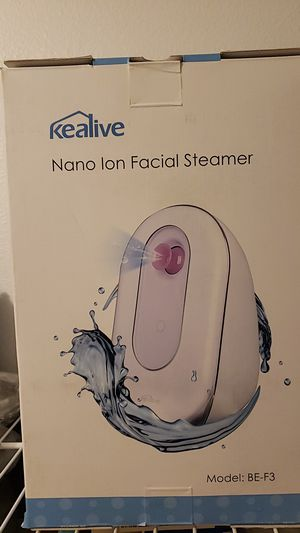 Kealive facial steamer for Sale in Palmdale, CA