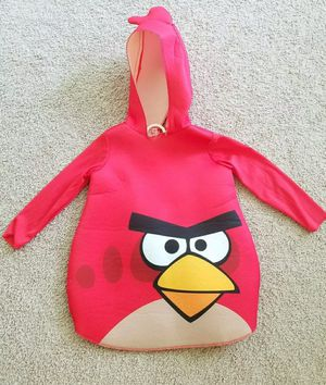 Angry birds costume size 3-4 for Sale in Wellington, FL