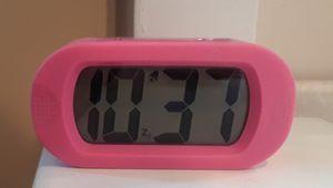 Pink Alarm clock for Sale in Philadelphia, PA