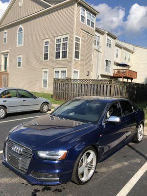 2013 Audi s4 Quattro premium plus for Sale in Chantilly, VA