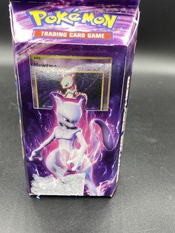 Mewtwo Mayhem Theme Deck Pokemon XY Evolutions TCG 60 Card 2016 for Sale in Peoria,  IL