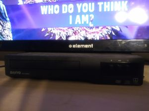 SANYO. Dvd player $35. Used 2 times. Like Ne for Sale in Detroit, MI