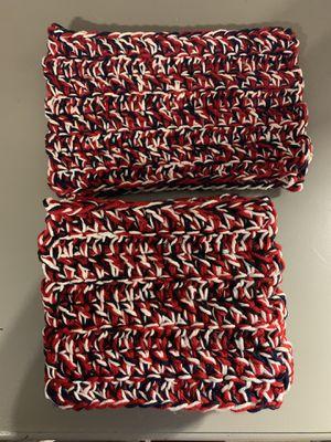 Washcloths/ pot holders for Sale in Henderson, NV
