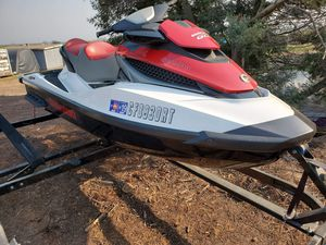 2010 SeaDoo GTX. Like new! Only 5 original hours! for Sale in Tracy, CA