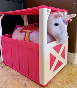 Unicorn power wheel with stable excellent for Sale in Spring Hill, FL
