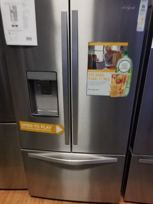 New Whirlpool French door refrigerator for Sale in Los Angeles, CA