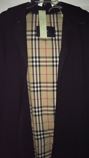 Burberry woman's coat brand new never worn! for Sale in Washington, DC