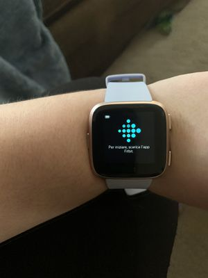Fitbit Versa Lite Edition for Sale in Modesto, CA