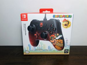 Nintendo Switch Bowser Wired Controller for Sale in El Paso, TX
