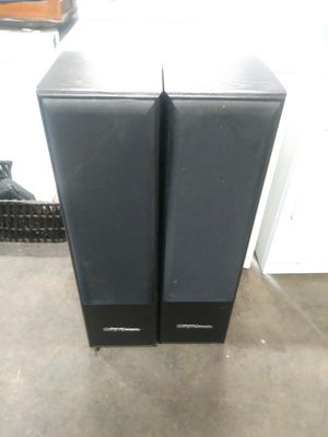 Tower speakers for Sale in San Martin, CA