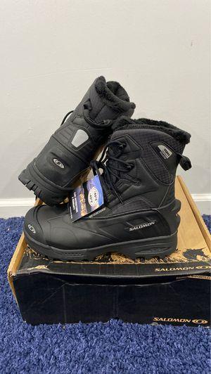Men's Salomon Toundra Mid WP Winter Boot for Sale in Staten Island, NY