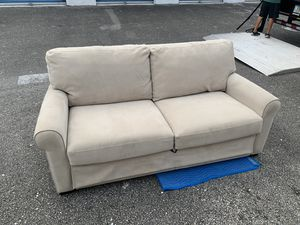 Crate and Barrel American Upholstery Queen Sleeper Sofá for Sale in Margate, FL