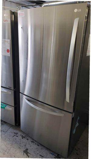 NEW LG FRIDGE 25.50 cu. ft. Bottom Freezer Refrigerator for Sale in Garden Grove, CA