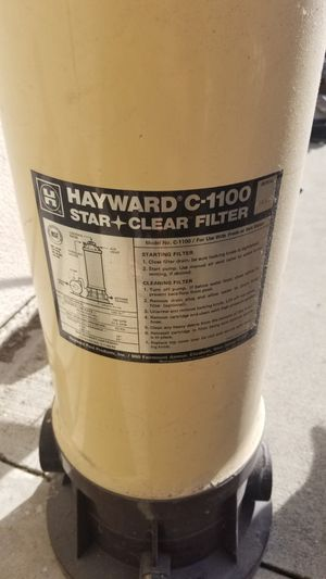 Hayward c1100 for Sale in Fountain Valley, CA