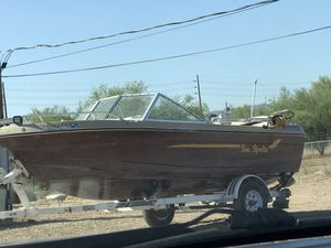 Open now ski/bass boat for Sale in Mesa, AZ