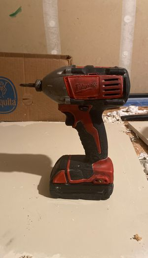 Milwaukee Impact Driver (no charger) for Sale in Fresno, CA