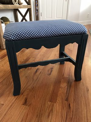 antique wooden stool for Sale in Tampa, FL