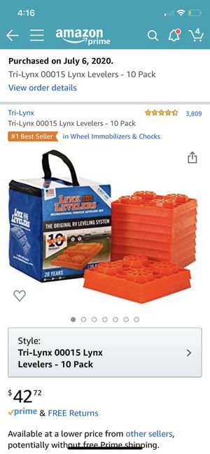 Leveling blocks for Sale in Louisville, CO