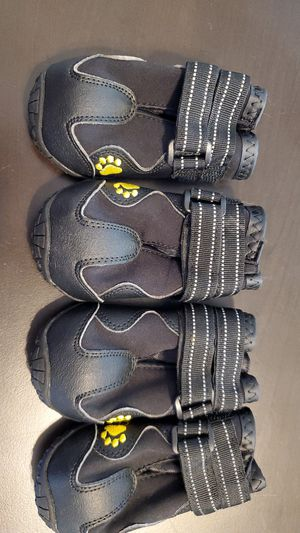 Size 4 dog shoes for Sale in Riverside, CA