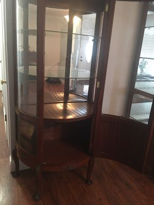 Antique China Hutch for Sale in Tracy, CA