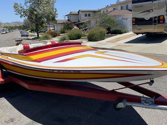 """Dana 19"""" Jet boat With Newly Rebuilt Engine, over 500 Horsepower 15,500 OBO Must Sell, Moving for Sale in Simi Valley,  CA"""