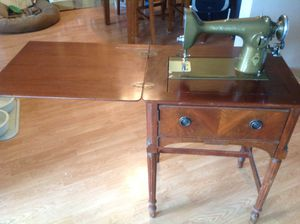Westinghouse antique sewing machine for Sale in Seattle, WA