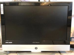 "Envision 32"" LCD tv for Sale in Modesto, CA"
