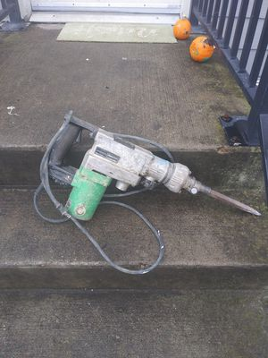 Hitachi hammer drill for Sale in Nashville, TN