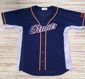 Yumiuri Giants jersey (Nippon Professional Baseball League - Japan) for Sale in Olympia, WA