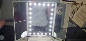 KOOLORBS Makeup Led Vanity Mirror with Lights for Sale in Greenbelt, MD