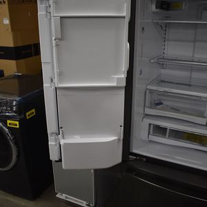 GE Profile 22.2-cu Counter Depth French Door Refrigerator for Sale in Columbus, GA