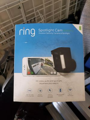 Ring door bell and camera for Sale in Scottsdale, AZ