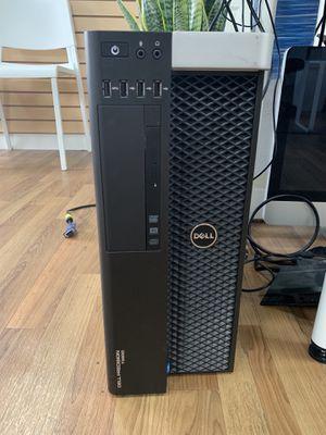 Dell Precision T3600 Xeon desktop computer for Sale in Renton, WA