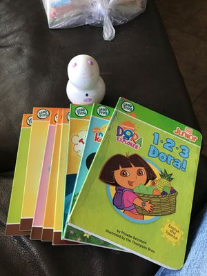 Leap frog tag junior books and reading unit for Sale in El Monte, CA
