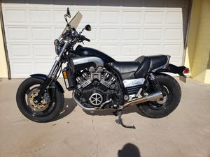 2002 Vmax Super Trap exhaust, jetted, K&N air filter, tasteful mods, excellent condition, for Sale in Mesa, AZ