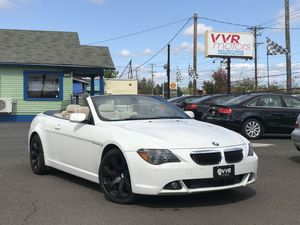 2005 BMW 6 Series for Sale in Portland, OR
