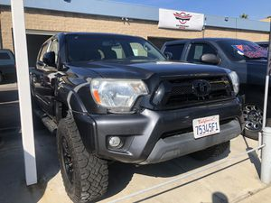 2012 Toyota Tacoma for Sale in National City, CA