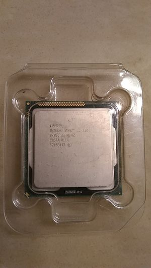 Intel Core i3 2100 CPU for Sale in Independence, KS