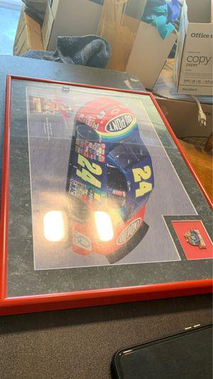 Jeff Gordon 50th anniversary NASCAR picture for Sale in Diamond Bar, CA